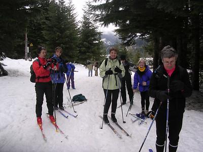 Cross Country Ski Trip 2004
