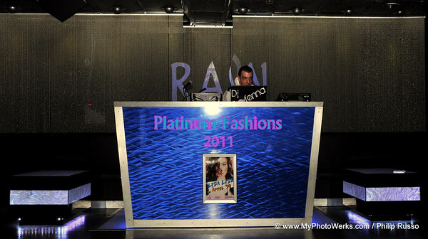Platinum Fashion @ Rain Night Club Saugus