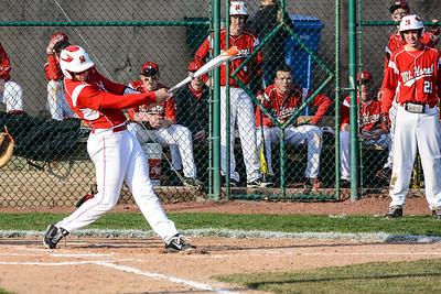 2014 Baseball Mt Horeb vs Baraboo
