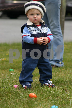 Chamber of Commerce Easter Egg Hunt - April 2007
