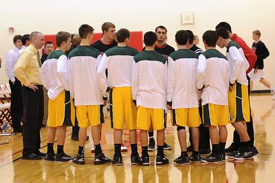 Boys Varsity Districts @ ADM 2011-2012