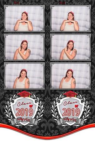 Anna's Graduation 2019