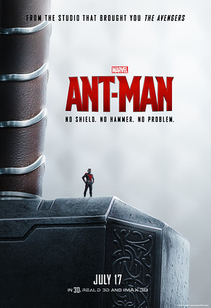Funny Avengers spoof posters for Marvel's ANT-MAN