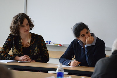 Graduate Colloquium: International Politics, History, & Jews