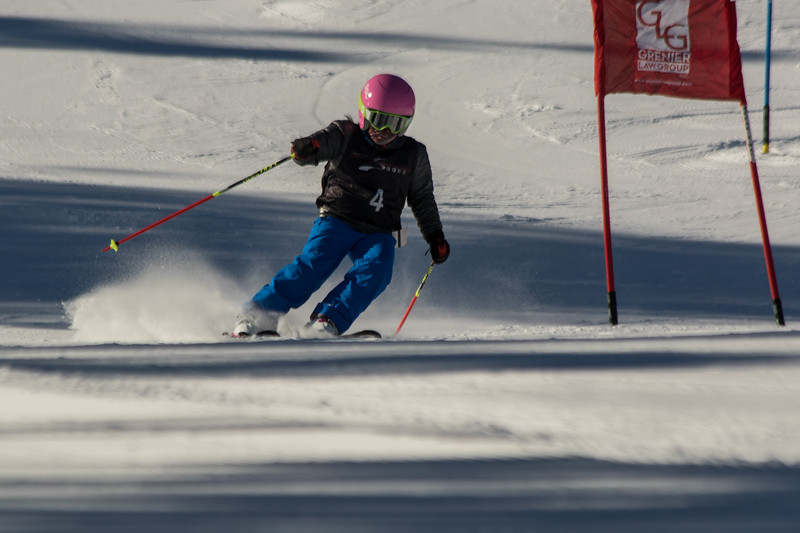 Natalia Connor No. 4 (HVRC) Grenier Law Group GS Race U8-U19 - Wisp Resort