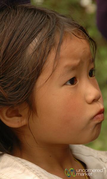 Adorable Pout - Sikkim