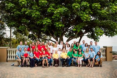 Sutherland Family Reunion 2015