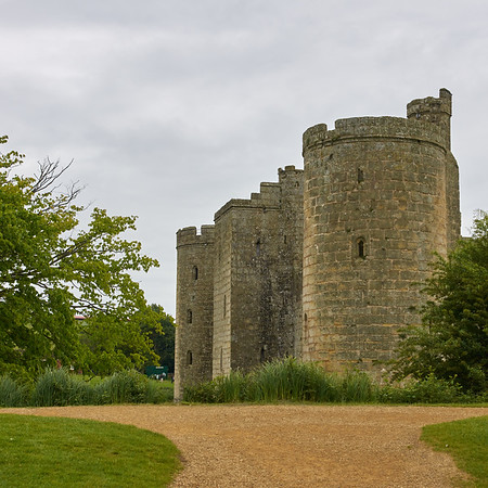 Castles Square Format