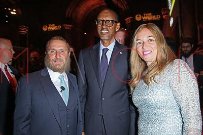 NEW YORK, NY - MAY 21:   The 5th Annual Champions Of Jewish Values International Awards Gala at Cipriani 42nd Street.