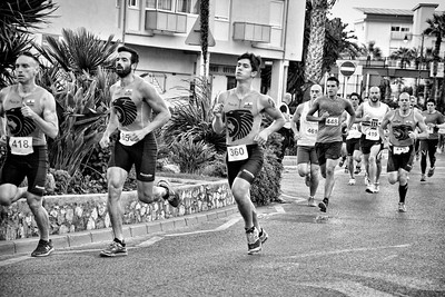 Gibraltar Flora Road Runner League 6.2km Race