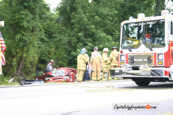 7/5/05 - Londonderry Township - Route 283 E
