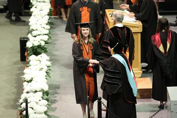 Campbell Graduation  May 2018
