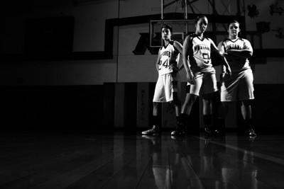 Melrose-Mindoro girl's basketball GBB1213