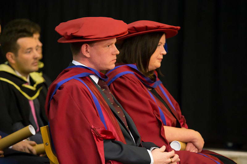03/11/2016. Waterford Institute of Technology (WIT) Conferring Ceremonies November 2016. Picture: Patrick Browne