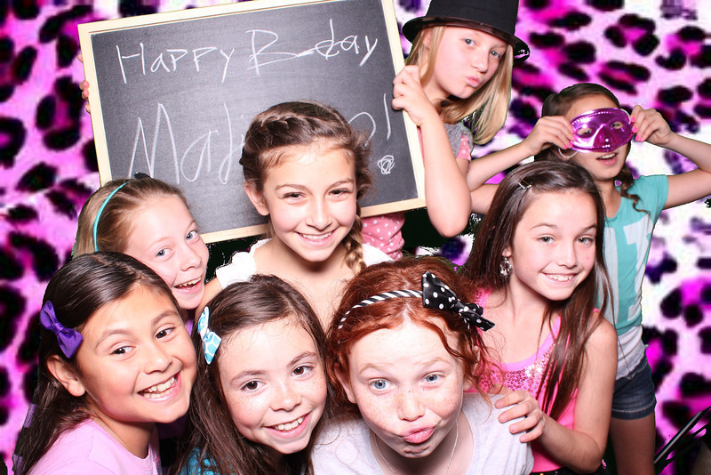 Madison's Birthday