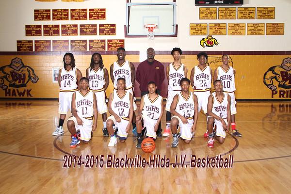 2014-2015 JV Boys Basketball