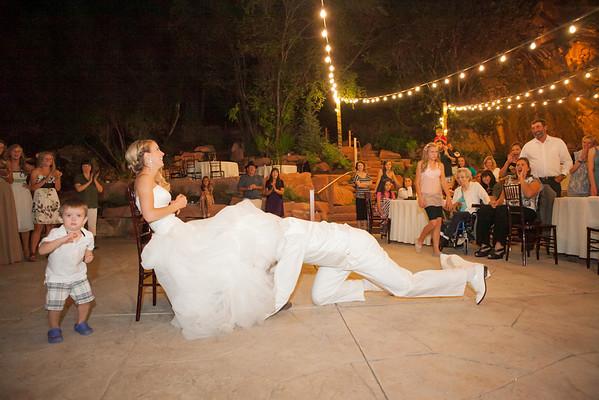 Katie and DJ wedding