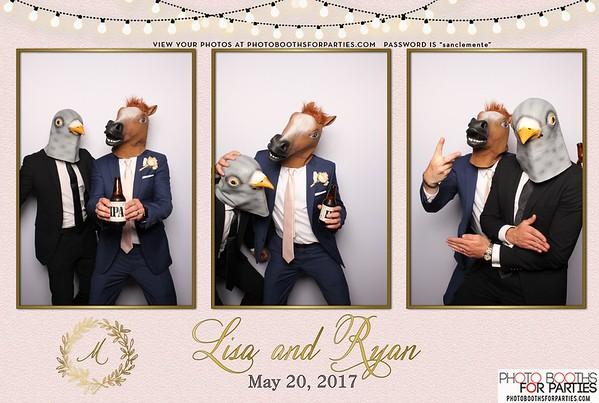 Lisa and Ryan's Wedding