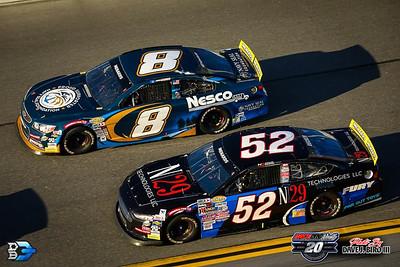 ARCA Racing Series - Season Opener - Daytona Int'l Speedway - 2/8/20 - Dave J. Biro III