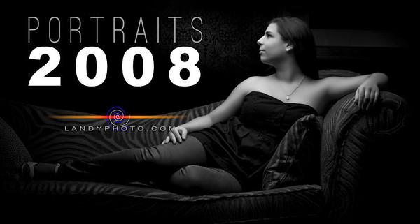 Portraits 2008