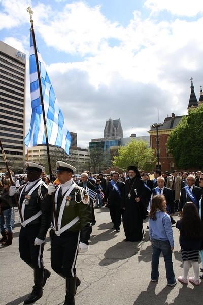 Greek Parade 2010