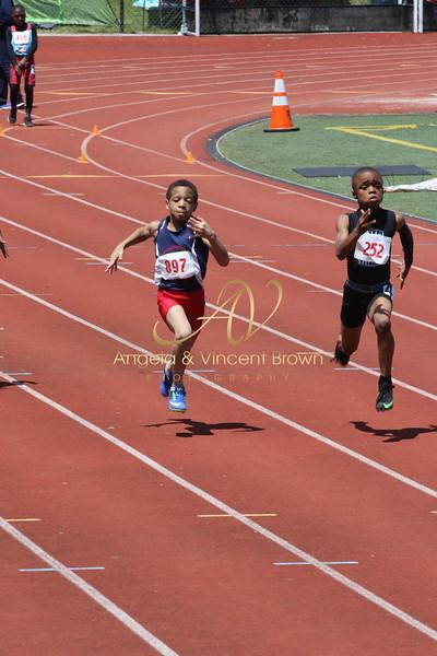 Champs: 9-10 Boys 100M Trials