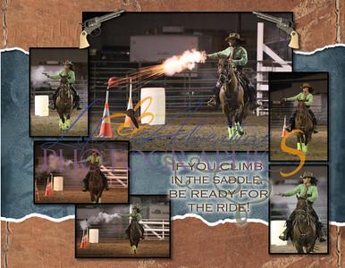 Angie 2012 Cowboy Mounted Shooting