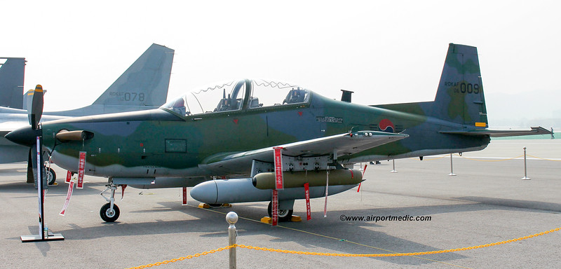 06-009 KAI T-50 Republic of Korea Air Force