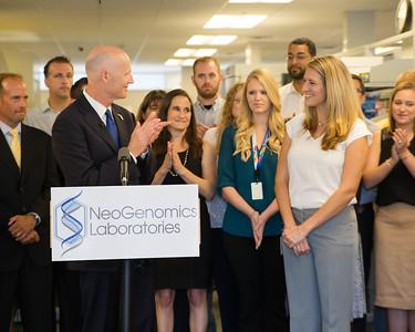 5-11-2015 Ft. Myers - Neogenomics