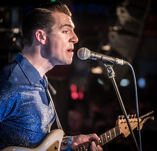 Pat Capocci, Rockabilly Rave 2017
