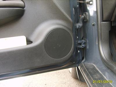 2008 Cobalt LT 2 Door Front Speaker Installation - USA