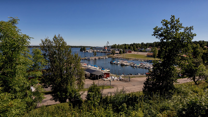 Marina in Åmål