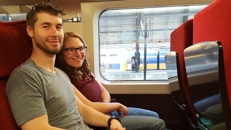 Sunday, Sep 25 - Amsterdam to London