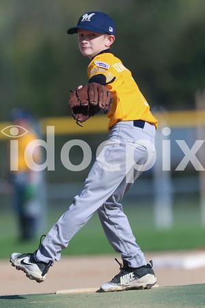 Clayton Rec Baseball 2018