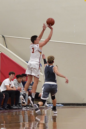 TP V vs Foothills Christian, 12-22-18