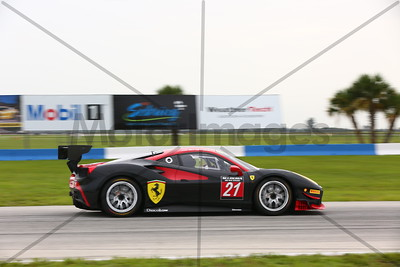 CHIN TRACK DAYS AT SEBRING                               JULY 13