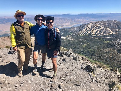 Tahoe-Donner, Aug-Sep 2019