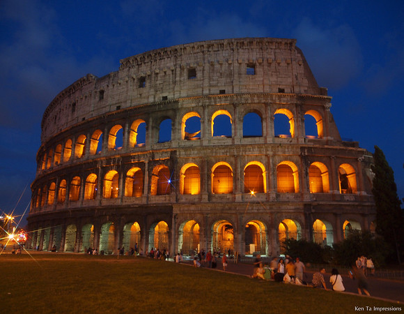 How I Saw It - Roma, Tuscany, Pisa, San Gigminano, & Firenze
