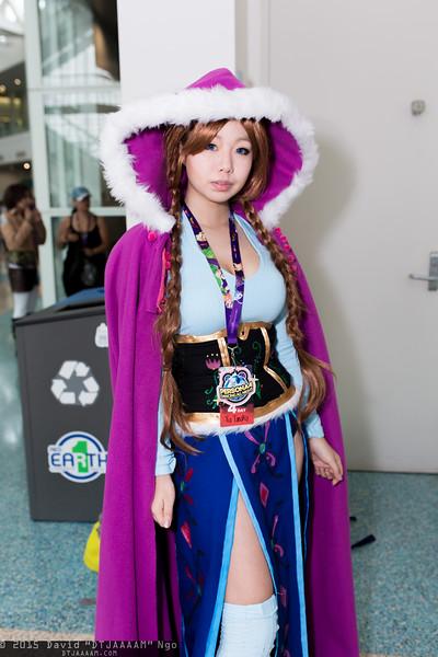 Anime Expo 2015 - Thursday