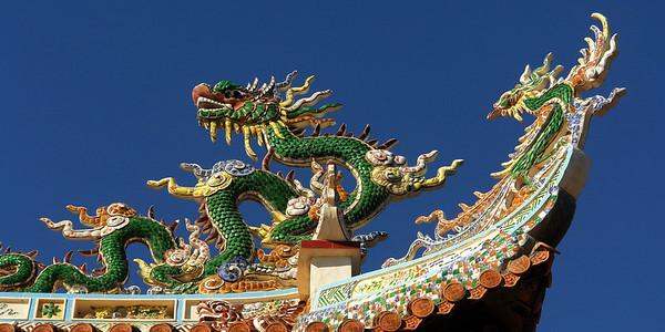 Царство богини Гуань Инь (Куан Ам). Фотографии - Валерий Гаркалн