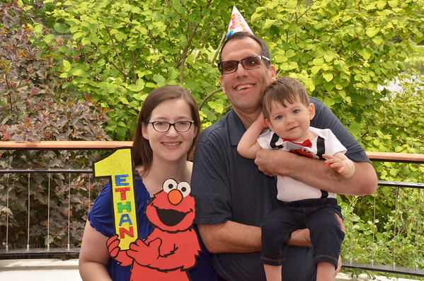Ethan's First Birthday