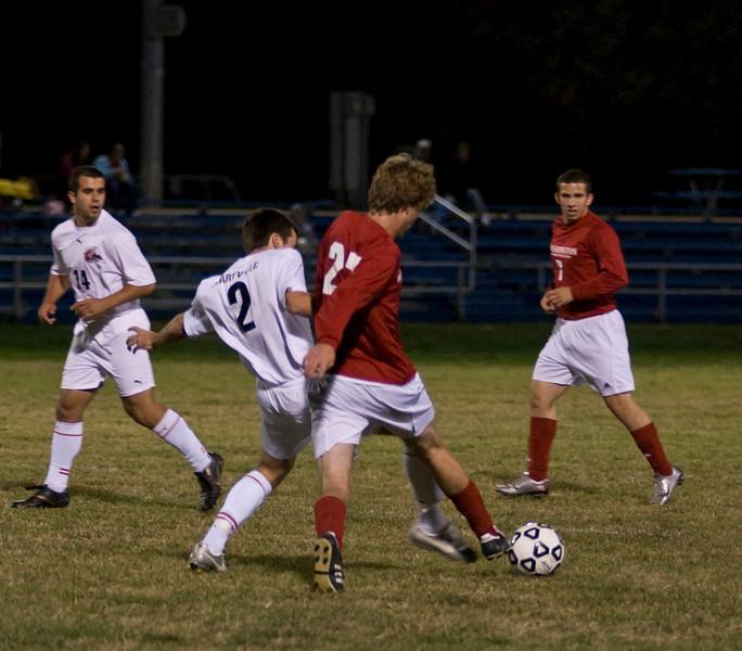 2007 WU vs Maryville
