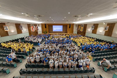 Freshman FAITH Day - October 13, 2021