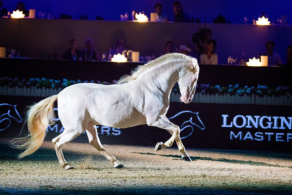 Santi Serra Equestrian Show