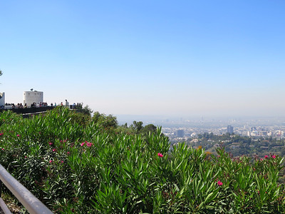 Griffith Observatory 2014