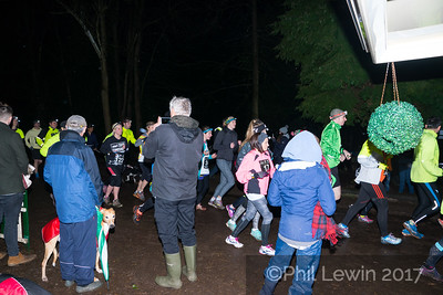 Back to Black Leigh Woods 2017
