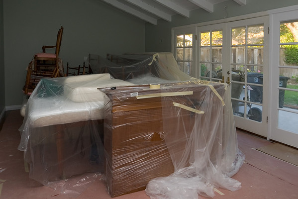 2006 08/21 to 11/09: Living With Dust