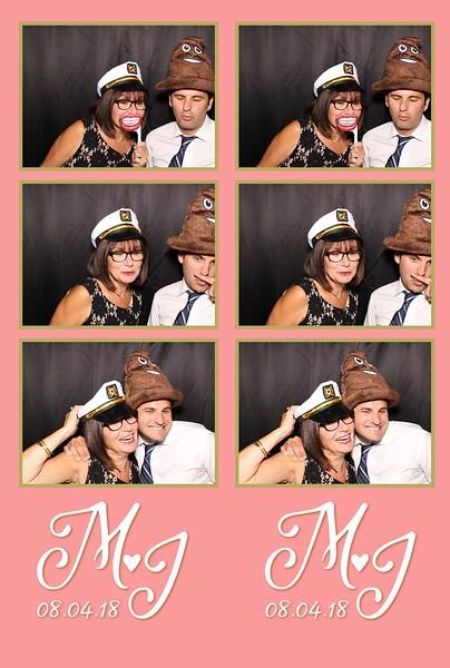 Melissa & John's Wedding (08/04/18)