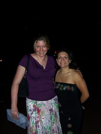 Dinner at Rats - July 30, 2004