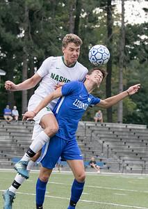 Leominster High School boys soccer, Sept. 4, 2019